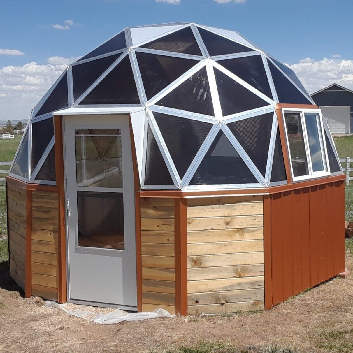 Dome Creations Greenhouse